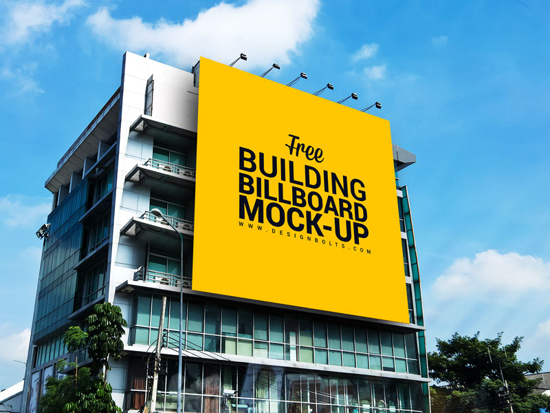 Free-Outdoor-Advertisement-Building-Billboard-Mockup-PSD-1 (1)