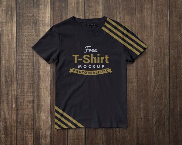 Free-Premium-Regular-Fit-Half-Sleeves-T-shirt-Mockup-PSD-6