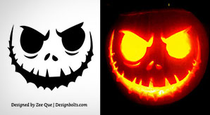 Free-Scary-Halloween-Pumpkin-Carving-Stencils,-Patterns-&-Ideas-2017