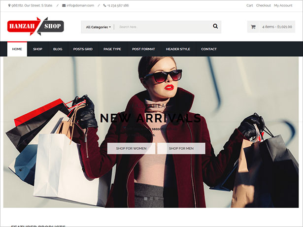 Hamzah-Shop-simple-yet-modern-e-commerce-WordPress-theme-2017