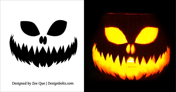 Pumpkin-Carving-Stencils-patterns-ideas-2017-(4)