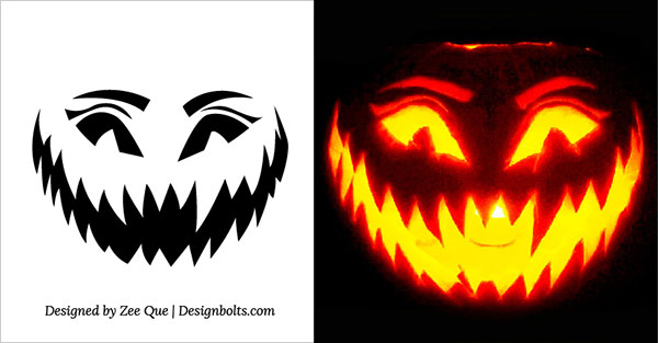 Pumpkin-Carving-Stencils-patterns-ideas-2017-(5)