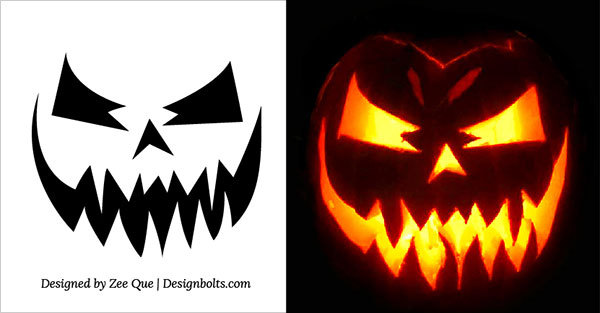 Pumpkin-Carving-Stencils-patterns-ideas-2017-(6)