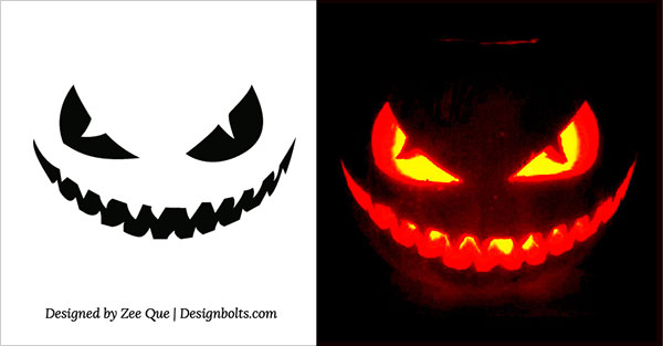 Pumpkin-Carving-Stencils-patterns-ideas-2017-(7)