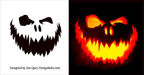Pumpkin-Carving-Stencils-patterns-ideas-2017-(9)
