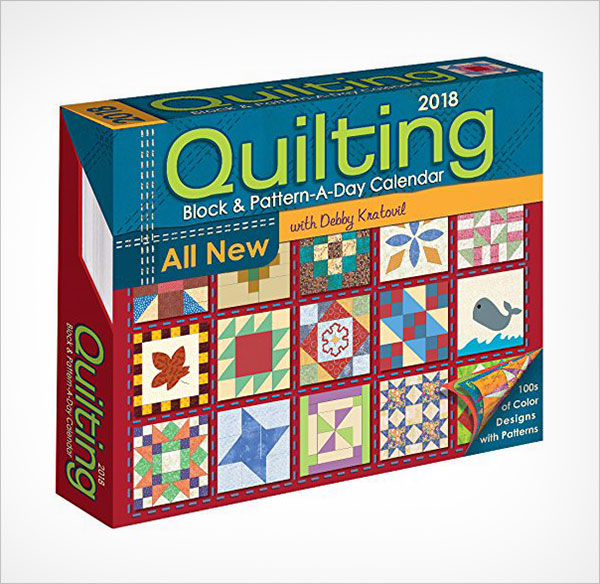 Quilting-Block-&-Pattern-a-Day-2018-Calendar