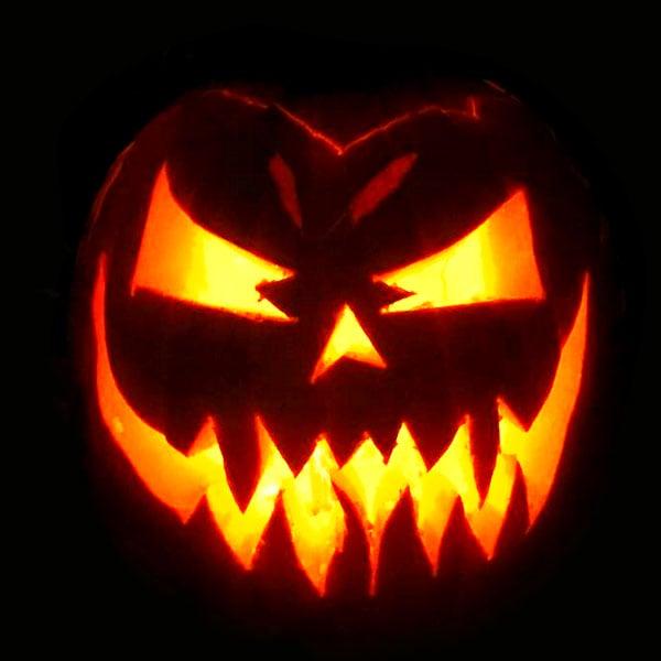 20 Free Jack O Lantern Scary Halloween Pumpkin Carving