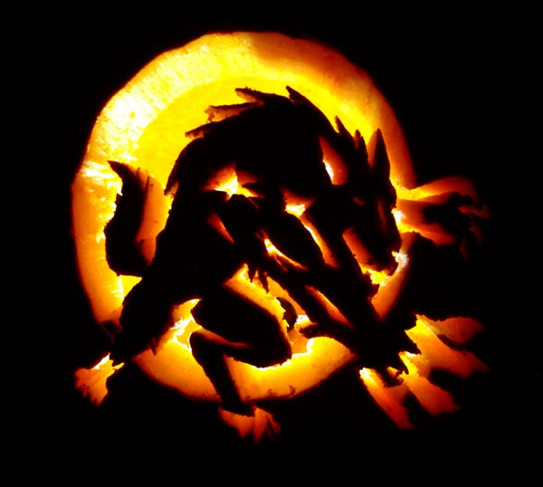 Scary-Wolf-Pumpkin-Carving-2017