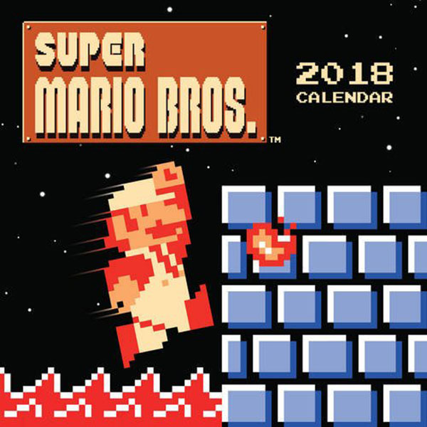 Super-Mario-Bros-2018-Wall-Calendar