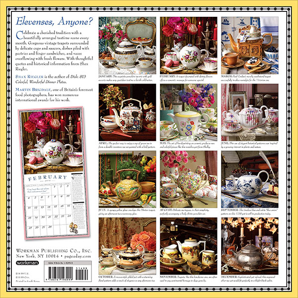 The-Collectible-Teapot-&-Tea-Wall-Calendar-2018-2