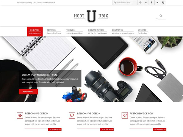 Ubix-for-portfolio,-photography,-digital-agency,-product-showcase-Woocommerce-Wordpress-theme-2017