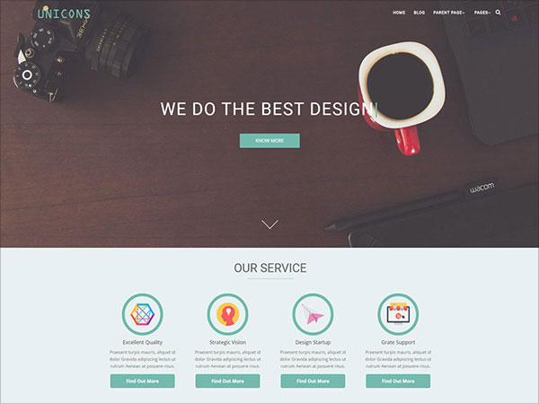 Unicons-Multipurpose-Mobile-Friendly-Responsive-WordPress-Business