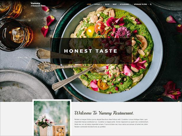 Yummy-restaurant-oriented-WP-theme-2017