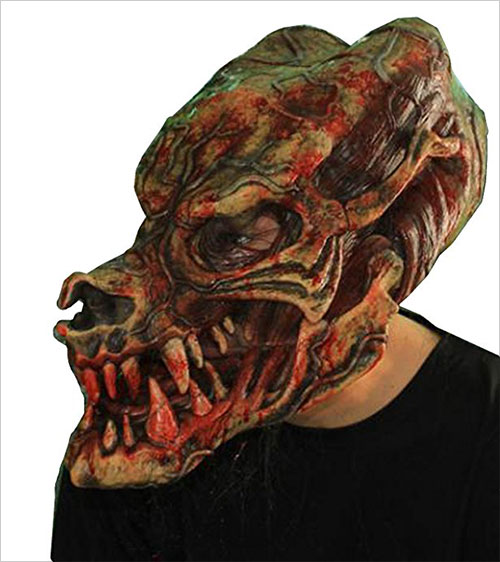 Zagone-Studios-Men's-Kick-Azz-Beast-Halloween-Mask-2017