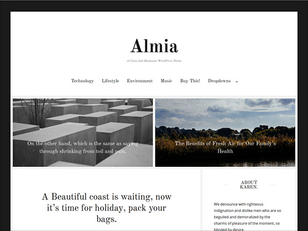 Almia-A-Clean-Blogging-Wordpress-Theme-2017
