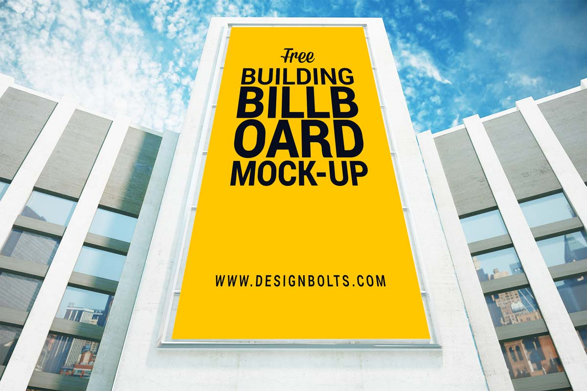 Free-Outdoor-Advertisement-Building-Billboard-Mockup-PSD-2