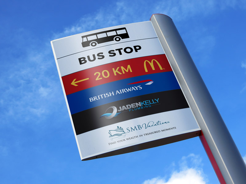 Free-Outdoor-Advertising-Pylon-Pole-Sign-Mockup-PSD