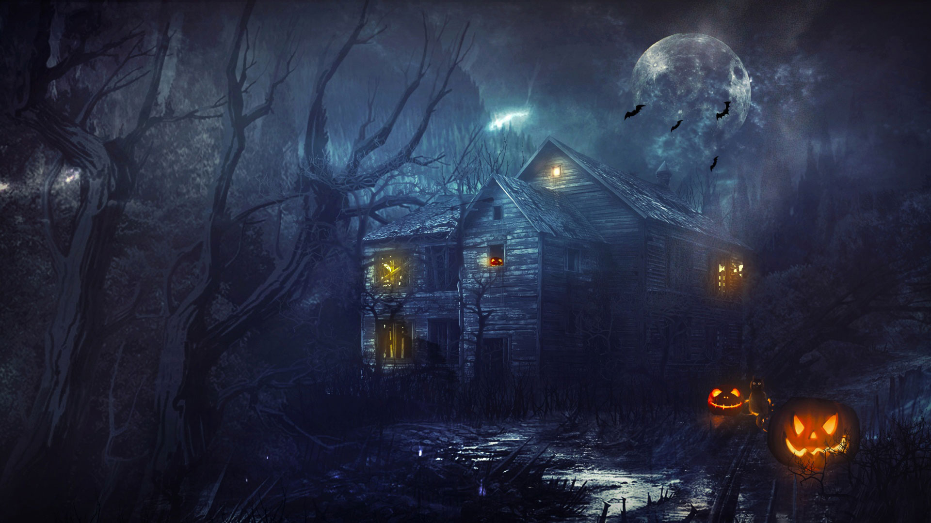 25 Scary Halloween 2017 Hd Wallpapers Amp Backgrounds