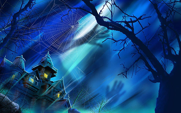 Halloween-Scray-Background