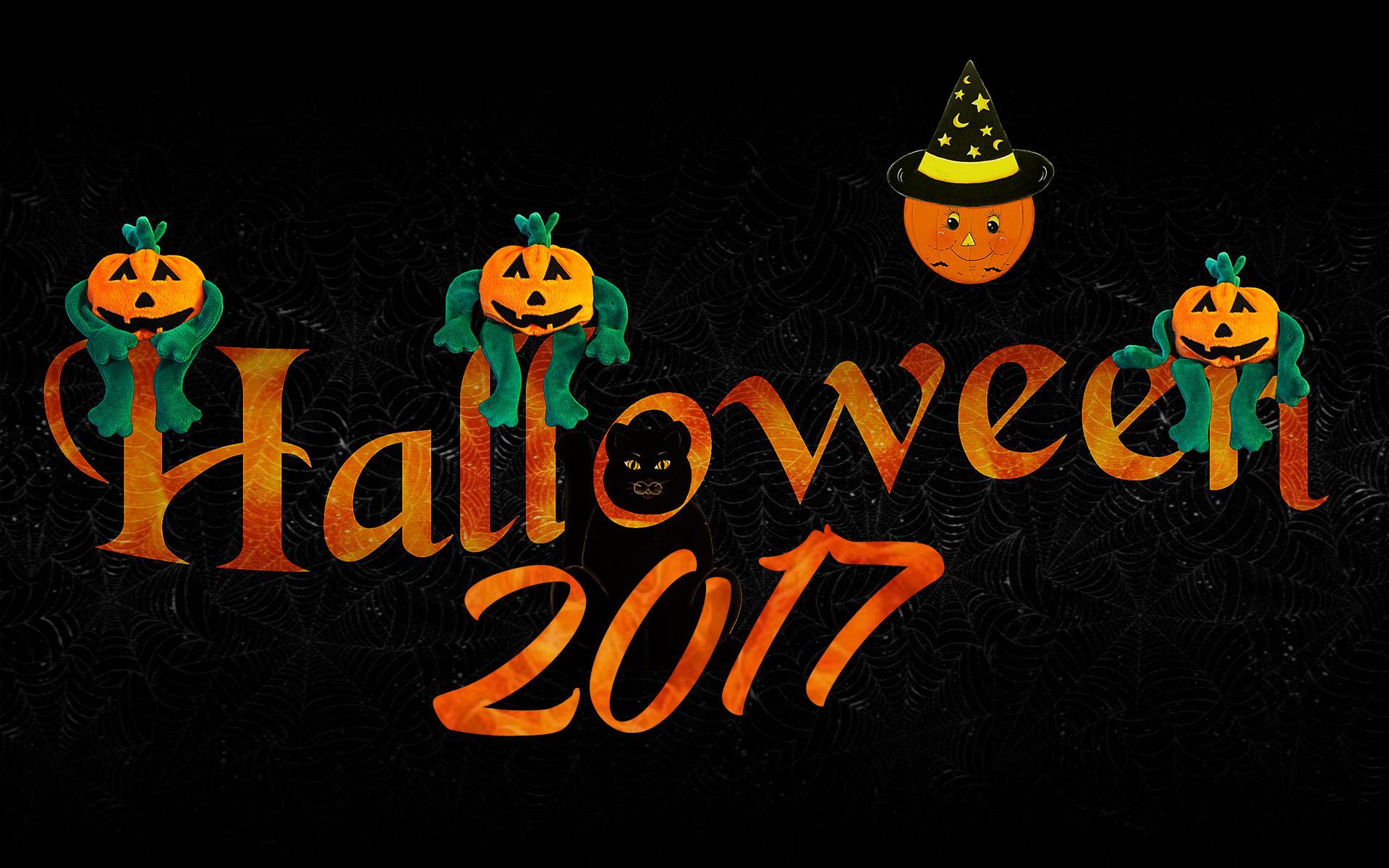 Fantastic Wallpaper Halloween Girly - Halloween-Typography-Wallpaper-1  Gallery_715132.jpg