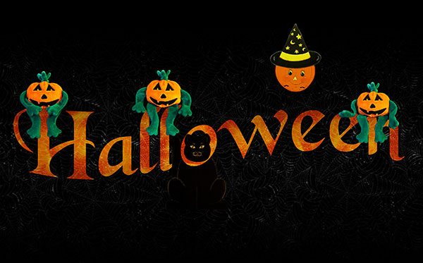 Halloween-Typography-Wallpaper