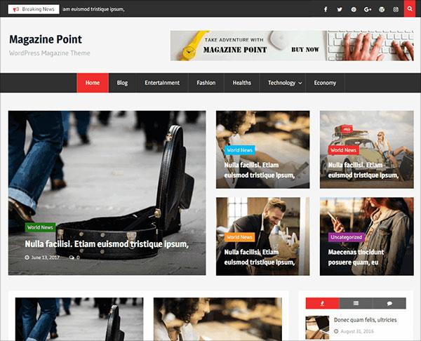 Magazine-Point-is-a-WordPress-magazine-theme-2017