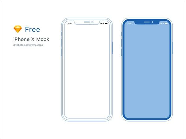 Minimal-iPhone-X-Mockup