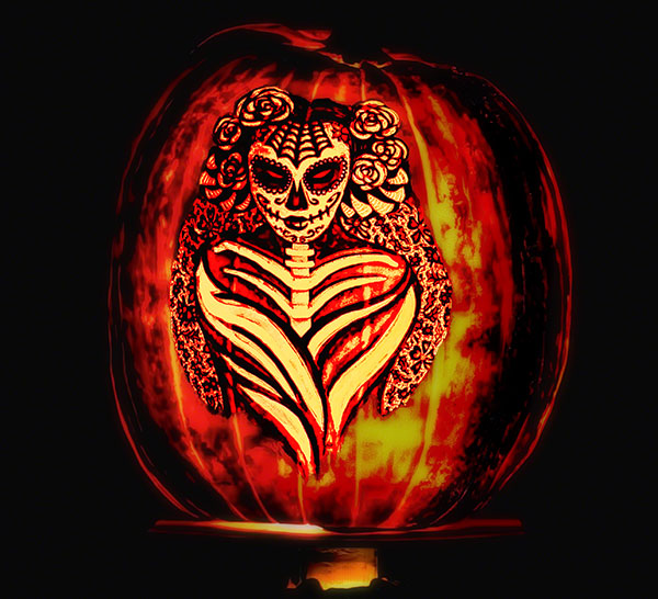 Scary-Pumpkin-Carving-Wallpaper