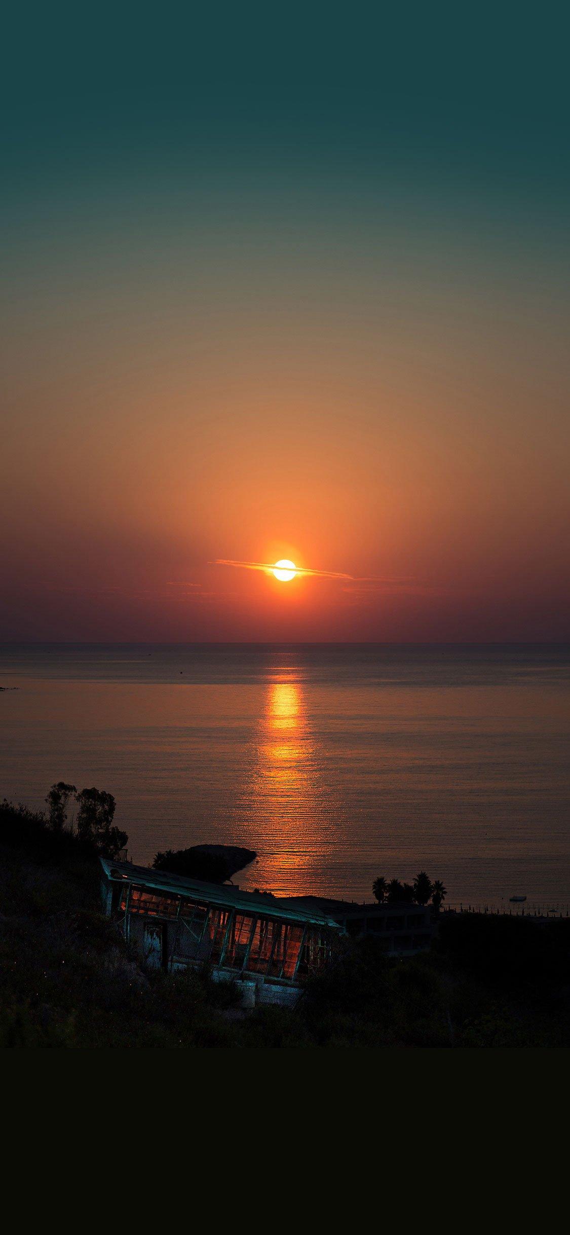 Sunset IPhone X Wallpaper HD
