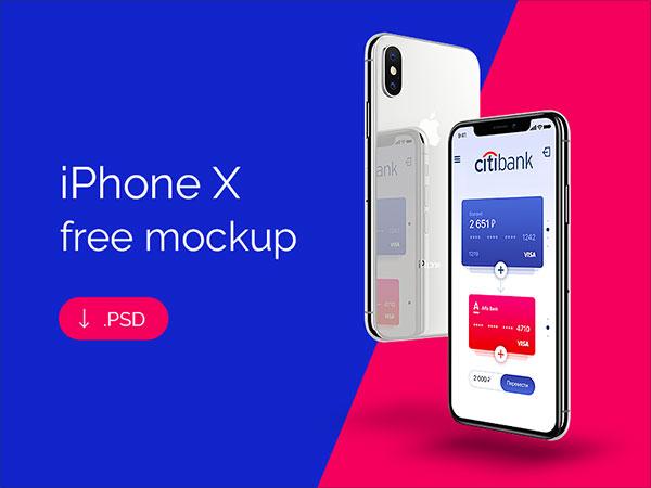 iPhone-X-free-mockup