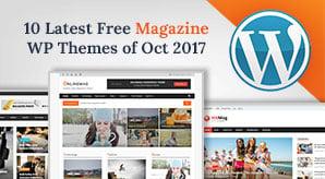 10-Best-Free-Latest-Magazine-WordPress-Themes-of-October-2017