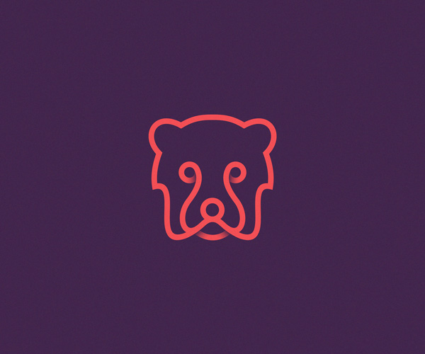 Creative-Bear-Logo-Design