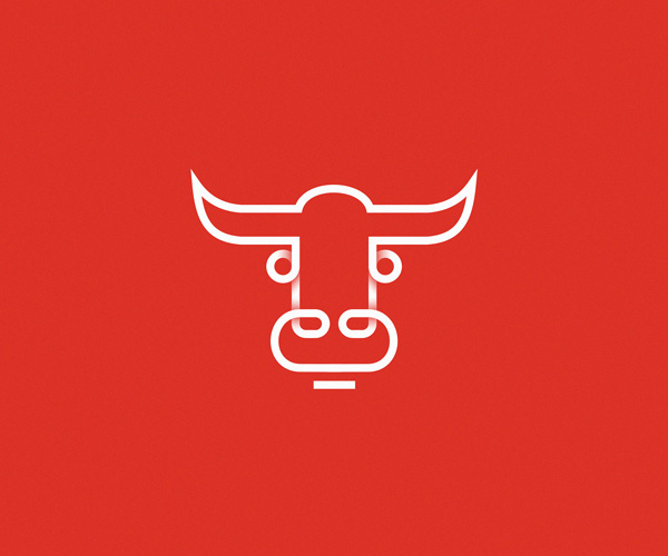 Creative-Bull-Logo-Design
