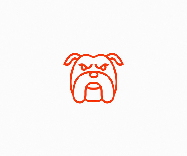 Creative-BullDog-Logo-Design