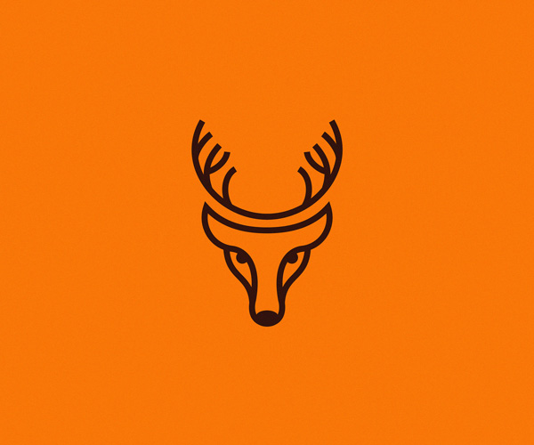 Creative-Deer-Logo-Design-Inspiration