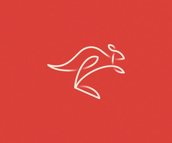 Creative-Kangaroo-Logo-Design