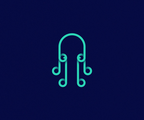 Creative-Octopus-Logo-Design