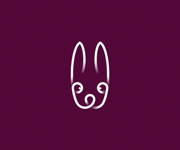 Creative-Rabbit-Logo-Design-3