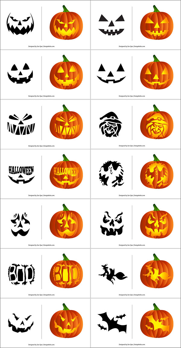 Free-Halloween-Pumpkin-Carving-Patterns-Scary-Stencils-In-Vector-Format