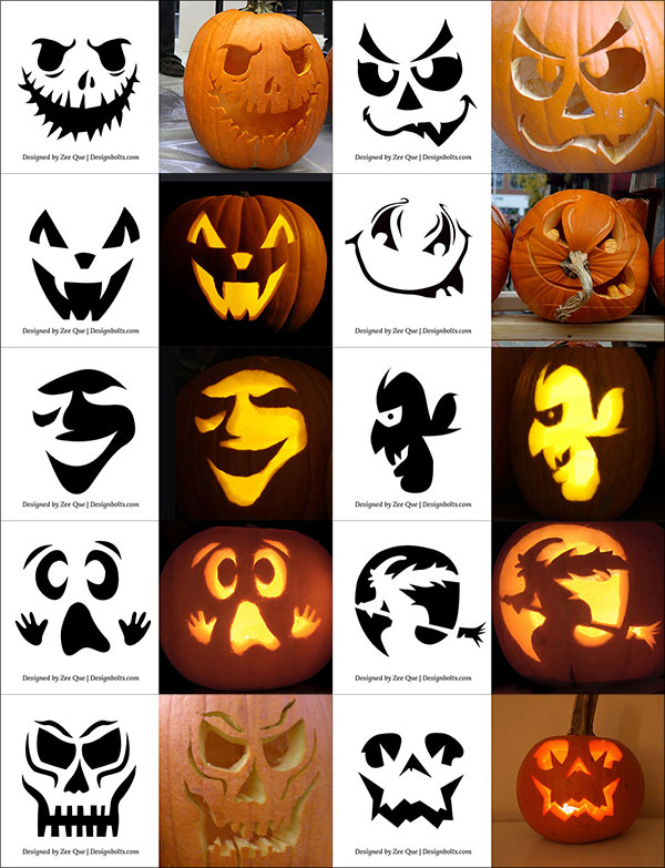 Free-Printable-Scary-Halloween-Pumpkin-Carving-Stencils-Patterns-&-Designs-Ideas