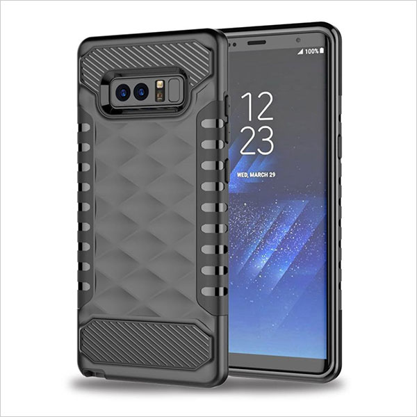 Galaxy-Note-8-Cover-Case-,Hybrid-Hard-Phone-Case-Cover