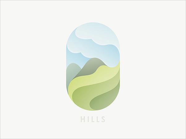 Hills-Logo-Design