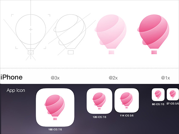 Hot-Air-Baloon-Logo-Design