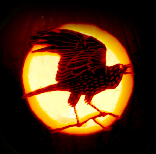 Raven-Pumpkin-Carving-Design-2017