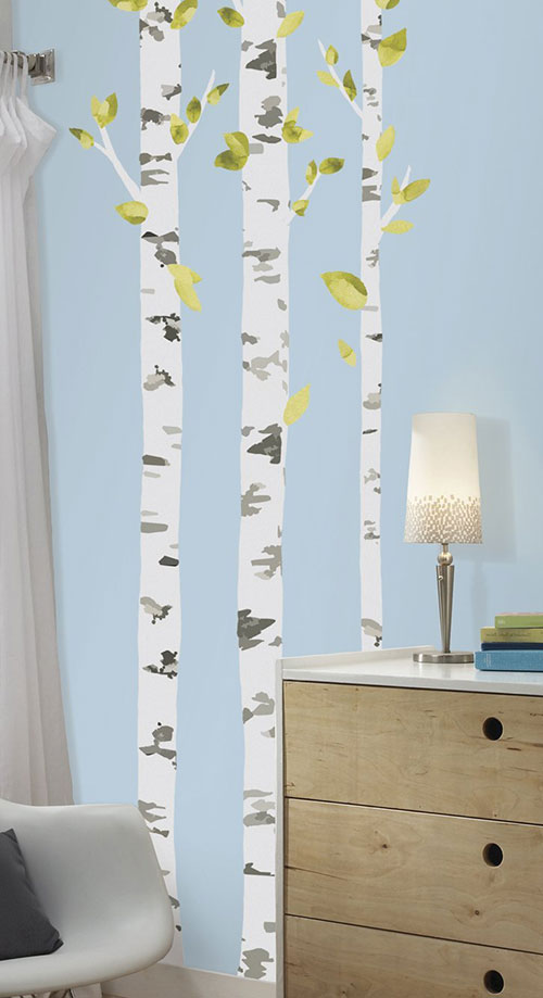 RoomMates-RMK2662GM-Birch-Trees-Peel-and-Stick-Giant-Wall-Decals