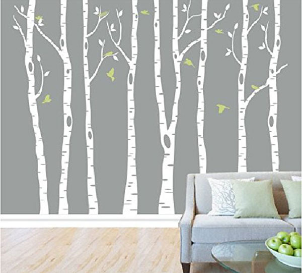 Set-of-8-Birch-Tree-Wall-Decal-Nursery-Big-White-Tree-Wall-Deacl-Vinyl-Tree-Wall-Decals-for-Kids-Rooms-with-Flying-birds-Wall-Art-Decor
