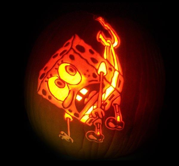 Sponge-Bob-Hooked-Pumpkin-Carving-2017
