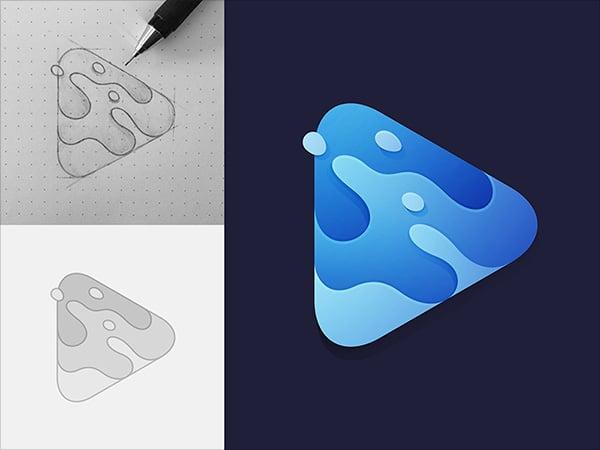 player-logo-Design