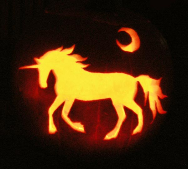 unicorn_pumpkin_design