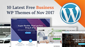 10 Best Free Latest Business WordPress Themes of November 2017